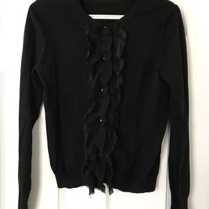 Jcrew cardigan button up sweater